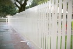 White Fencing (Price Upon Request)