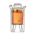Glass Drink Dispenser 7.8L - $20.00