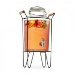 Glass Drink Dispenser 7.8L - $20.00