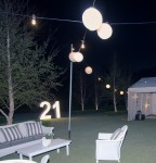 Lighting Poles 3.4m - $20