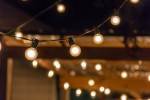 FESTOON LIGHTS 20m - $40