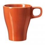 Coffee Mug Orange - $0.90ea