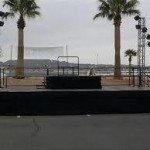 Stage Pieces - 1.2m x 2.4m - $95.00