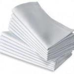 White Linen Napkins $2.40