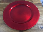 Red Chaser Plate - $2