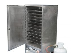 Gas Warming Oven
